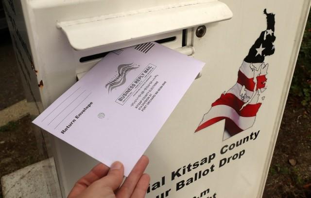 Post Office -NB Kitsap-Bangor