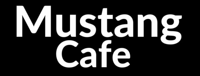 Mustang Cafe - Osan Air Base