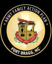 Army Family Action Plan- Fort Bragg