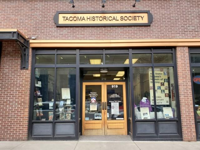 Tacoma Historical Society - Joint Base Lewis McChord