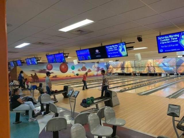 Marne Lanes Bowling Center - Fort Stewart