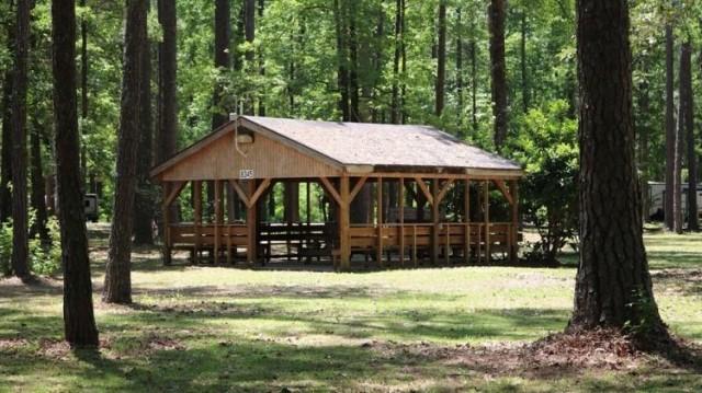 RV Camping - Fort Stewart