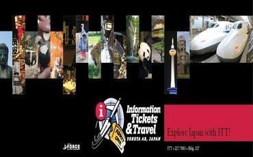 Yokota FSS Information, Tickets, and Travel Office (ITT)