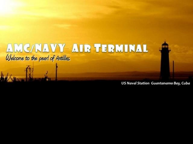 Guantanamo Bay Passenger Terminal