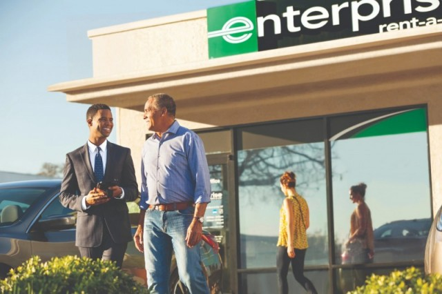 Enterprise Rent-A-Car - MCAS New River