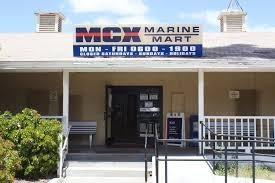 Mainside Marine Mart- Camp Pendleton