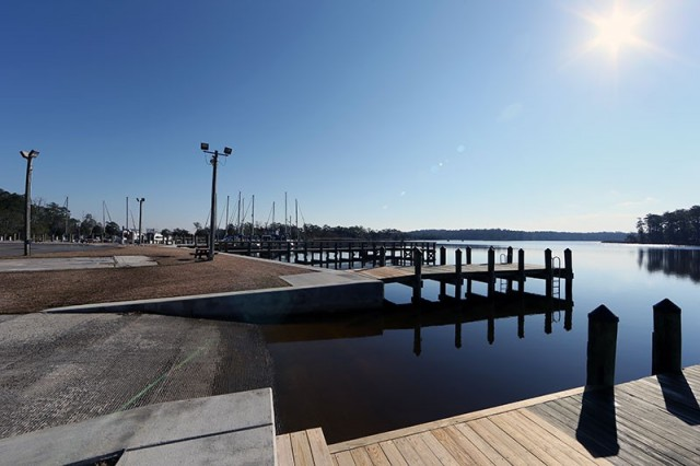 Hancock Marina - MCAS Cherry Point