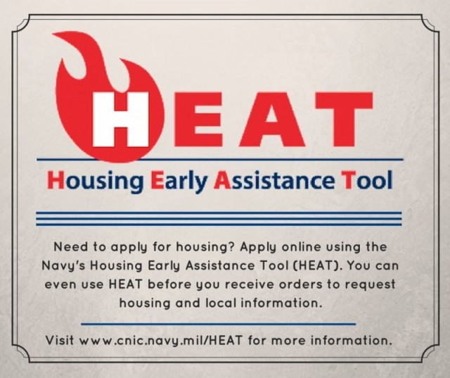 Housing Early Application Tool (HEAT)