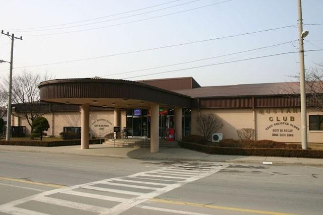 Mustang Community Center - Osan Air Base