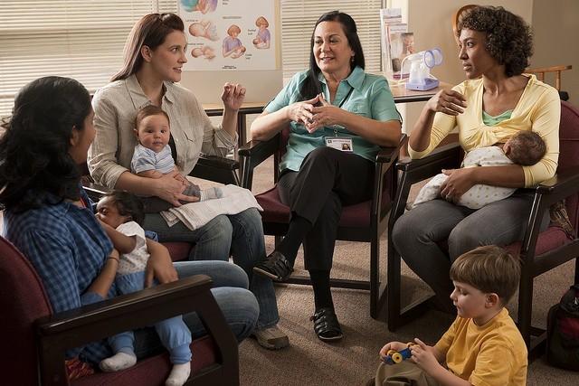 New Parent Support Program - NB Kitsap-Bremerton