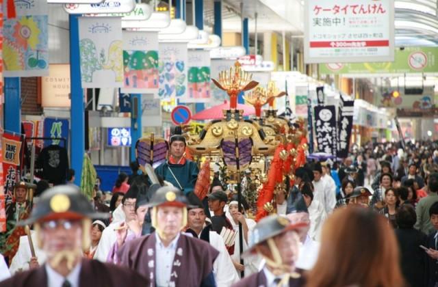 Sasebo Kunchi Festival