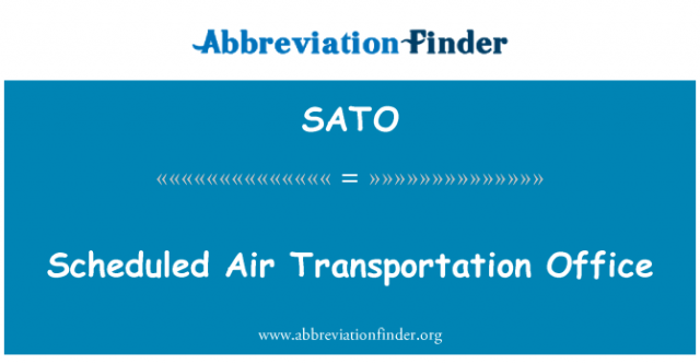 SATO - Official Travel- MCAS Yuma