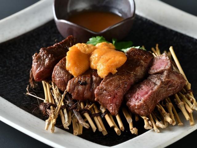 Iron plate dining ORIGAMI おりがみ