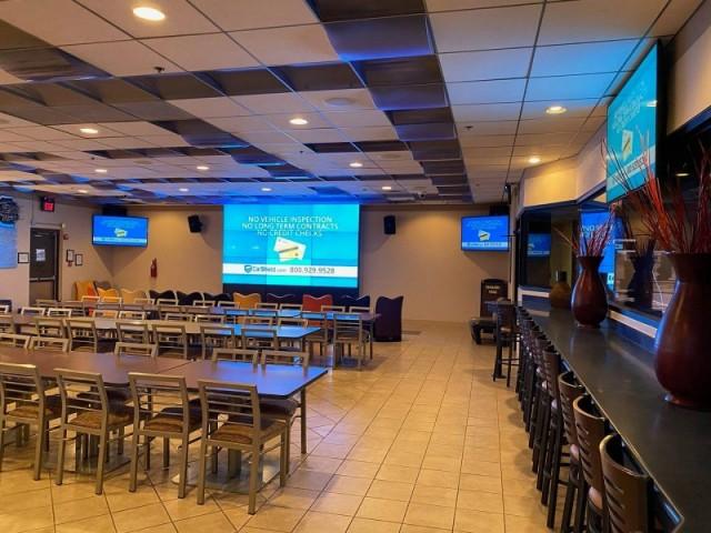 Strike Lounge - Fort Bliss