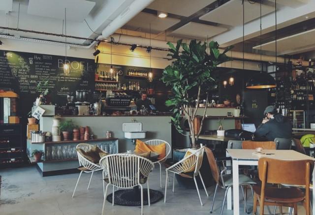 Gourmet Bean Cafe - NAF Atsugi