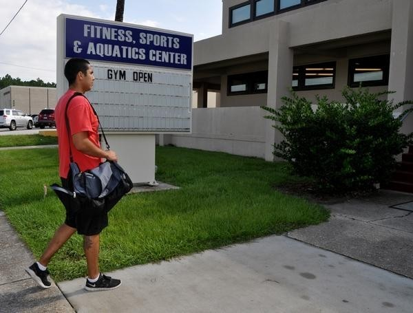 NAS Jacksonville Fitness Center