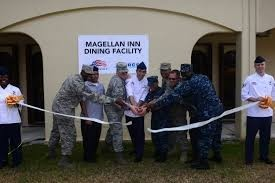 Magellan Dining Facility- Andersen AFB