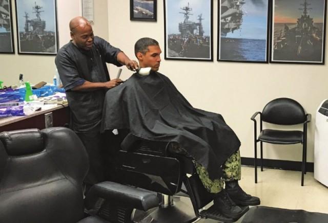 Barber Shop (DeVary Court) - NAVSTA Norfolk