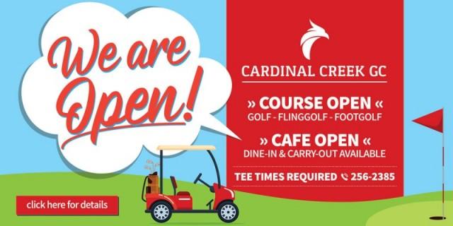 Cardinal Creek Café - Scott Air Force Base