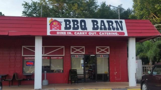 BBQ Barn - NS Mayport