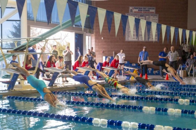 Nelson Indoor Pool - Fort Carson