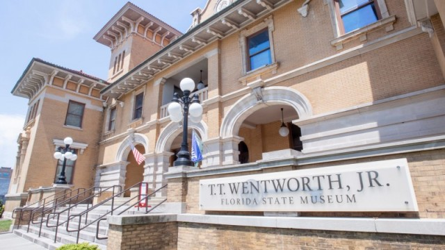 T T Wentworth Jr Museum