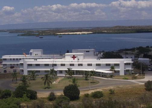 US Naval Hospital Guantanamo Bay