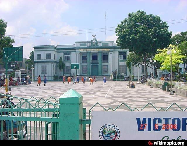 Victorias City Hall