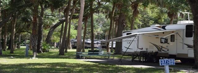 Osprey Cove RV Park - NS Mayport