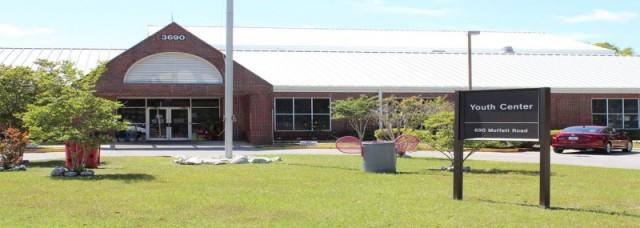 Youth Center - NAS Pensacola