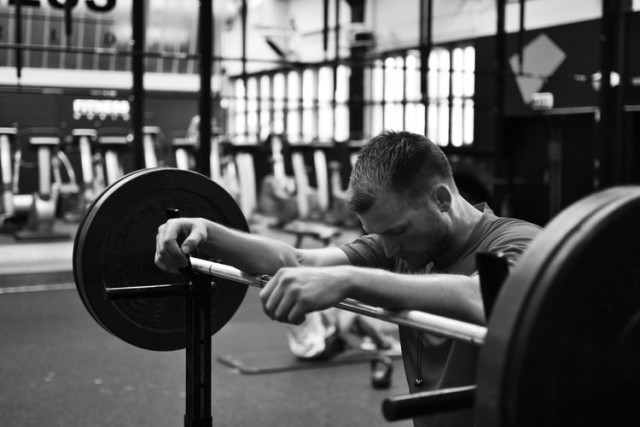 Fort Bliss Stout Physical Fitness Center