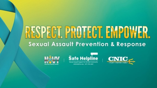 Sexual Assault Prevention and Response (SAPR) - NAF Atsugi