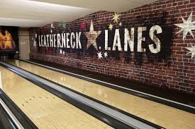 Leatherneck Lanes- Camp Pendleton