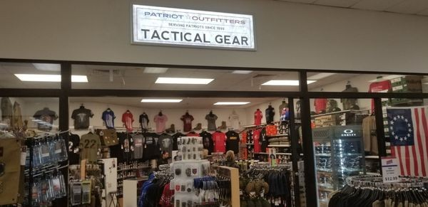 Patriot Outfitters - MacDill AFB