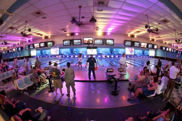 Skylark Bowling Center - Joint Base San Antonio-Lackland