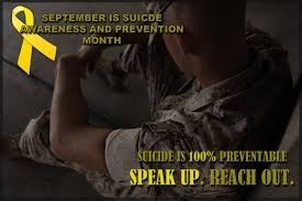 Suicide Prevention- Camp Pendleton