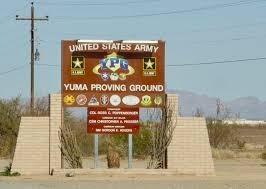 Yuma Proving Ground