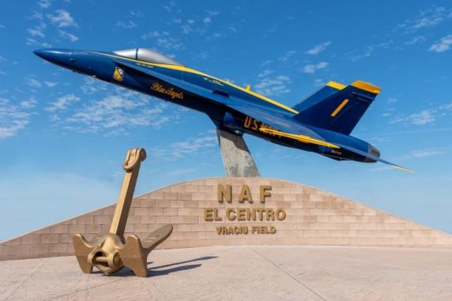 Naval Air Facility El Centro, California