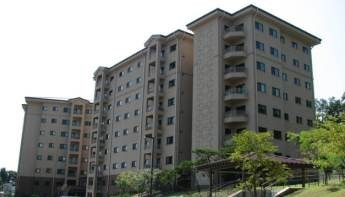 Osan Air Base - Housing