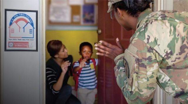 Strong Beginnings Pre-K Program - Fort Campbell