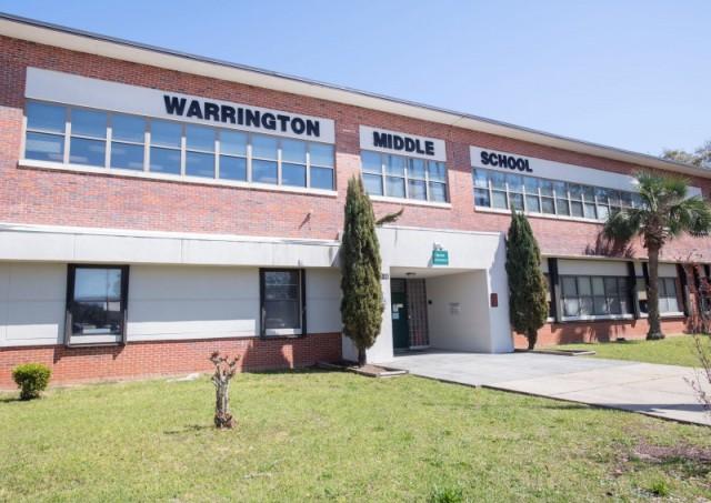 Warrington Middle School - NAS Pensacola