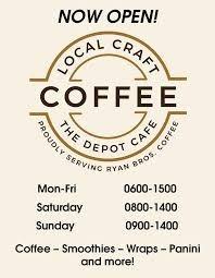 The Depot Café- MCRD San Diego