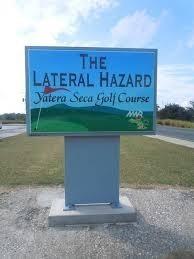The Lateral Hazard - NAVSTA Guantanamo Bay