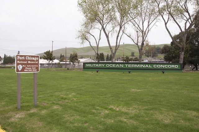 Military Ocean Terminal Concord