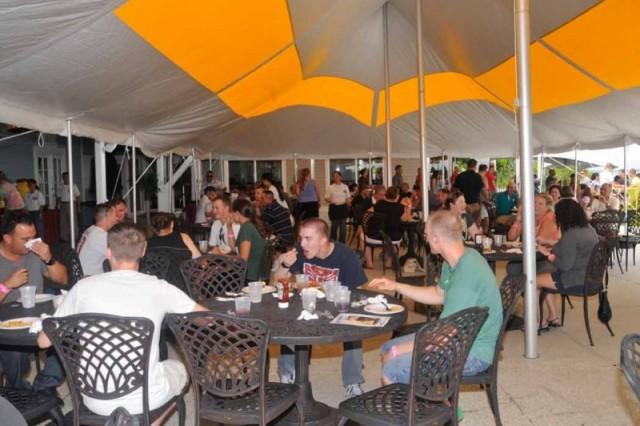Bayview Restaurant- NAVSTA Guantanamo Bay