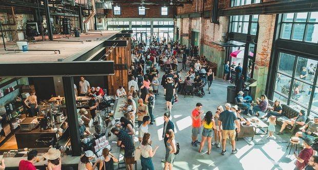 Food Court - Exchange - MacDill AFB
