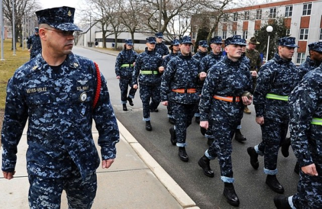 Command Support Programs - Prospective Chief Petty Officer Training