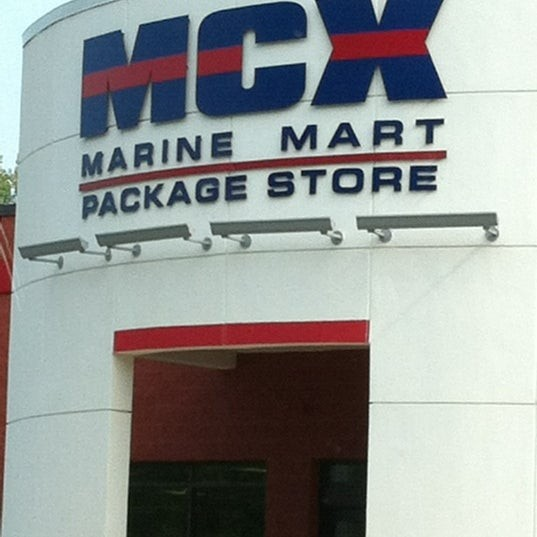 Package Store and Gas Station - MCB Quantico
