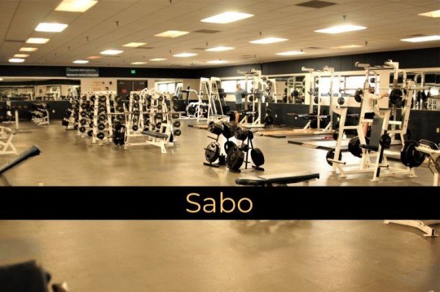 Sabo Physical Fitness Center - Fort Campbell