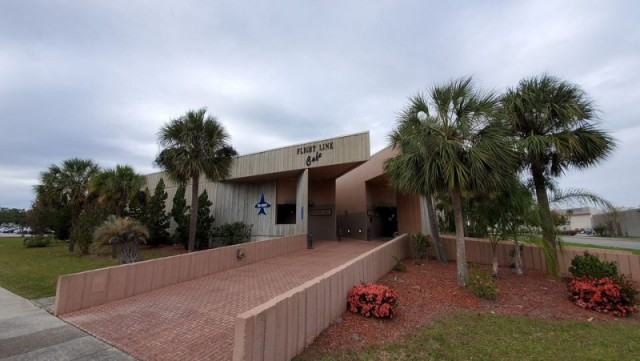 Flight Line Cafe - NAS Jacksonville